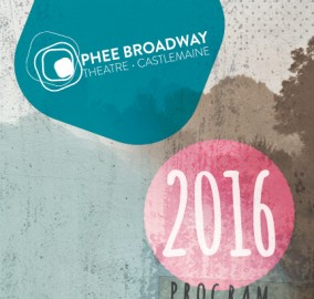 2016 PHEE BROADWAY THEATRE SEASON SUBSCRIPTION