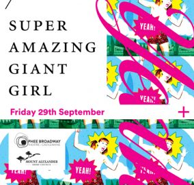Super Amazing Giant Girl – 29 September