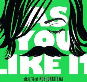 As You Like It  – 18, 19, 20, 25-27 May & 1-3 June