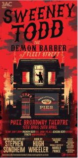 Sweeney Todd: The Demon Barber of Fleet Street – 13-28 April
