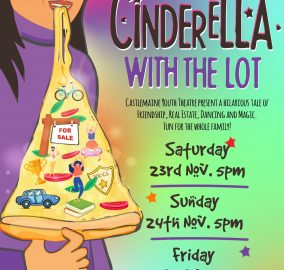 Cinderella With The Lot – 23, 24 & 29 November 2019